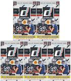2015 Panini Donruss Preferred Football Box (Lot of 5)