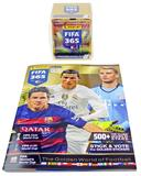 2015 Panini FIFA 365 Soccer Sticker Box + Album