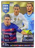 2015 Panini FIFA 365 Soccer Sticker Album