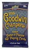 2015 Upper Deck Goodwin Champions Hobby Pack