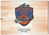 2015 Leaf Greatest Hits Basketball Hobby Box