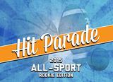 2015 Hit Parade: All-Sport Rookie Edition Pack