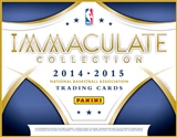 Image for 2014/15 Panini Immaculate Basketball Hobby Case- DACW Live 30 Team Random Break #1