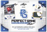 2015 Leaf Perfect Game National Showcase Baseball Hobby Box