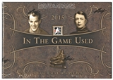 2015/16 Leaf In The Game Used Hockey Hobby Box