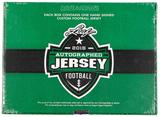 2015 Leaf Autographed Jersey Edition Football Hobby Box