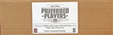 2015 Onyx Preferred Players Collection Baseball Hobby 3-Box Case