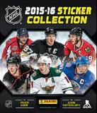 2015/16 Panini NHL Hockey Stickers Combo Case (100 Stickers/20 Albums)