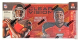 2015 Panini Clear Vision Football Hobby 18-Box Case- DACW Live at National 32 Spot Random Team Break #2