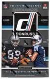 2015 Panini Donruss Football Hobby Box