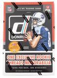 2015 Panini Donruss Football 7-Pack Box (One Rookie Memorabilia Card Per Box!)