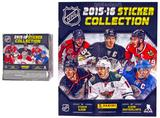 2015/16 Panini NHL Hockey Sticker Box + Album
