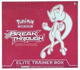 Pokemon XY BREAKthrough Mega Mewtwo Y Elite Trainer Box (Pink Box)