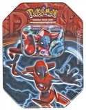 2015 Pokemon Best Of Collector's Tin (Deoxys)