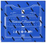2015/16 Panini National Treasures Multisport Hobby Box