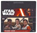Star Wars: The Force Awakens Series 1 24-Pack Box (Topps 2015)