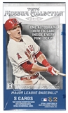 2015 Topps Museum Collection Baseball Hobby Pack