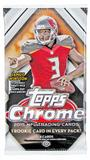 2015 Topps Chrome Football Hobby Pack