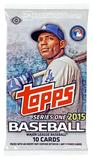 2015 Topps Series 1 Baseball Hobby Pack