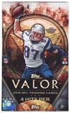 2015 Topps Valor Football Hobby Box