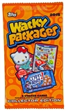 Wacky Packages Collector's Edition Hobby Pack (Topps 2015)