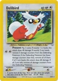 Pokemon Neo Revelations Single Delibird 5/64
