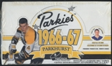 1995/96 Parkhurst 66/67 Parkies Hockey Hobby Box