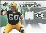 2006 Upper Deck SPx Rookie Winning Materials #WMRAH A.J. Hawk