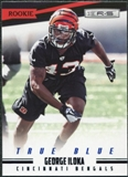 2012 Panini Rookies and Stars True Blue #175 George Iloka