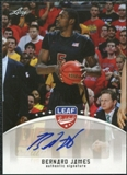 2012/13 Leaf Autographs #BJ1 Bernard James
