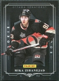 2011 Panini Black Friday Rookies #RC5 Mika Zibanejad