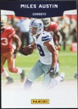 2011 Panini Black Friday #MA Miles Austin