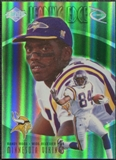 1998  Collector's Edge Odyssey Leading Edge #17 Randy Moss