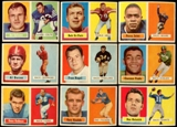 1957 Topps Football Starter Set (72 Cards) EX-MT