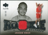 2007/08 Upper Deck Sweet Shot Rookie Stitches #JN Joakim Noah /99