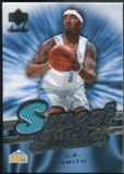 2007/08 Upper Deck Sweet Shot Sweet Stitches #JS J.R. Smith