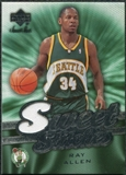 2007/08 Upper Deck Sweet Shot Sweet Stitches #RA Ray Allen
