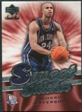 2007/08 Upper Deck Sweet Shot Sweet Stitches #RJ Richard Jefferson