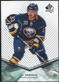 2011/12 Upper Deck SP Authentic Rookie Extended #R6 T.J. Brennan