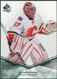 2011/12 Upper Deck SP Authentic Rookie Extended #R10 Leland Irving