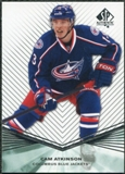 2011/12 Upper Deck SP Authentic Rookie Extended #R19 Cam Atkinson