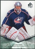 2011/12 Upper Deck SP Authentic Rookie Extended #R22 Allen York