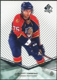 2011/12 Upper Deck SP Authentic Rookie Extended #R34 Scott Timmins