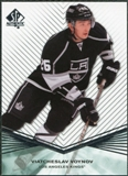 2011/12 Upper Deck SP Authentic Rookie Extended #R38 Viatcheslav Voynov