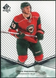 2011/12 Upper Deck SP Authentic Rookie Extended #R42 Kris Fredheim