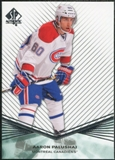 2011/12 Upper Deck SP Authentic Rookie Extended #R45 Aaron Palushaj