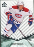 2011/12 Upper Deck SP Authentic Rookie Extended #R46 Alexei Emelin