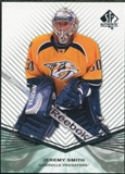 2011/12 Upper Deck SP Authentic Rookie Extended #R53 Jeremy Smith