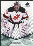 2011/12 Upper Deck SP Authentic Rookie Extended #R54 Keith Kinkaid
