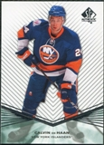 2011/12 Upper Deck SP Authentic Rookie Extended #R58 Calvin de Haan